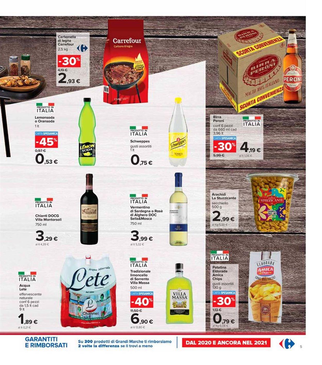Volantino Carrefour - Pasqua 2021! - Offerte 29/03-05/04/2021 (Pagina 5)