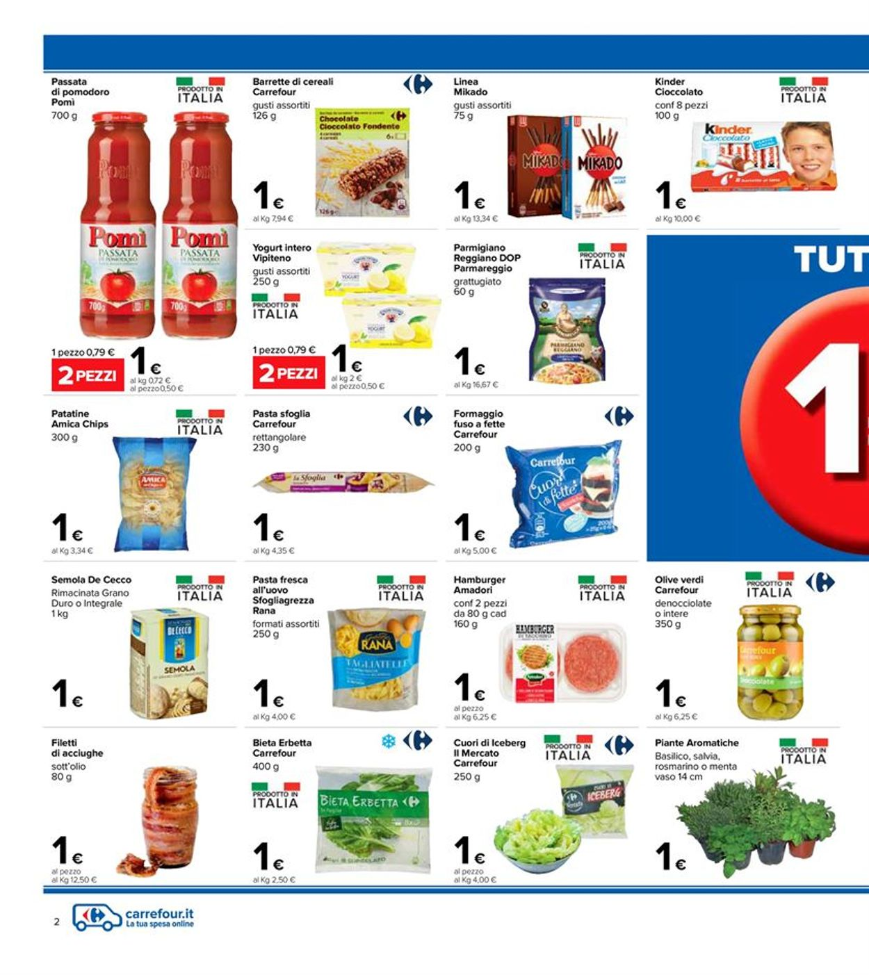 Volantino Carrefour - Offerte 06/04-21/04/2021 (Pagina 2)