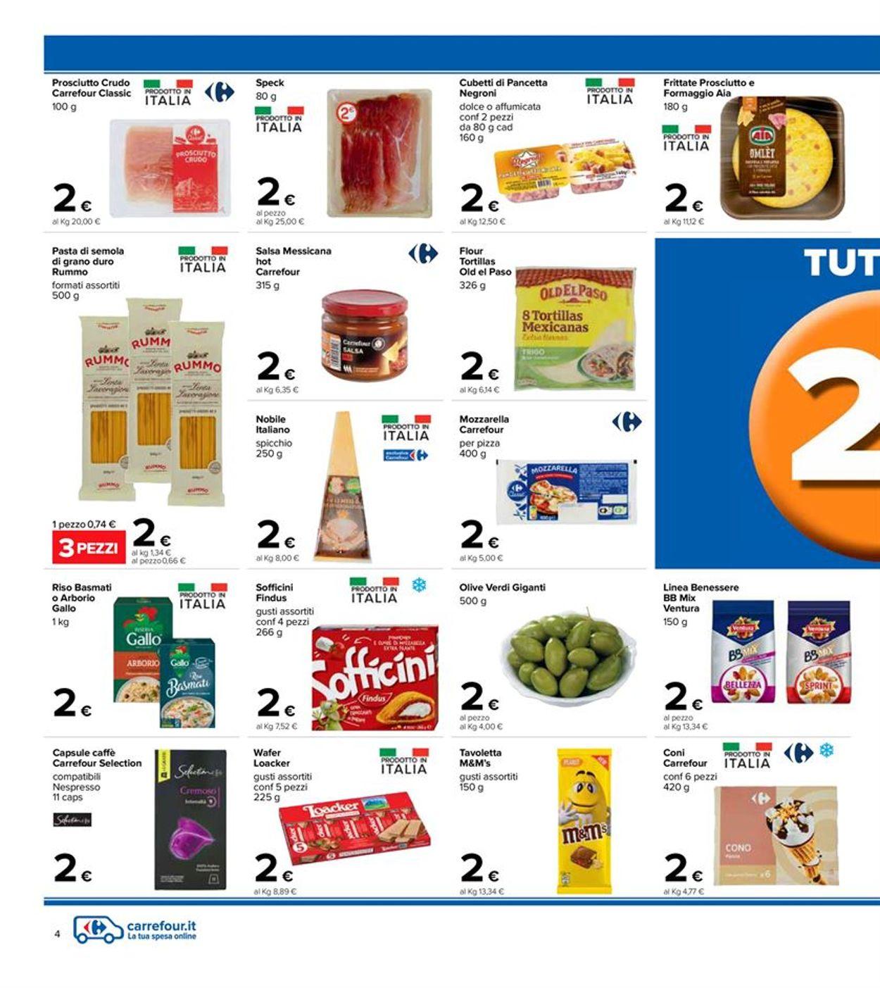 Volantino Carrefour - Offerte 06/04-21/04/2021 (Pagina 4)