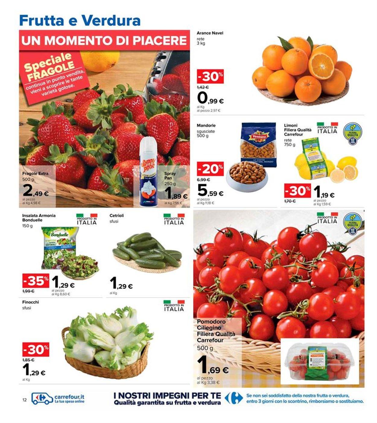 Volantino Carrefour - Offerte 06/04-21/04/2021 (Pagina 12)