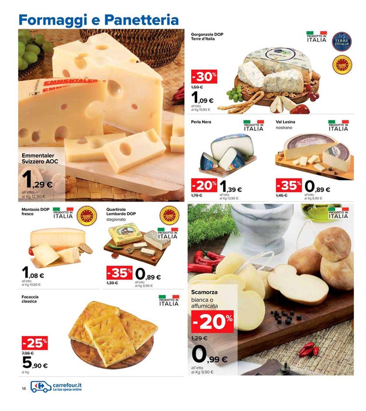 Volantino Carrefour - Offerte 06/04-21/04/2021 (Pagina 14)