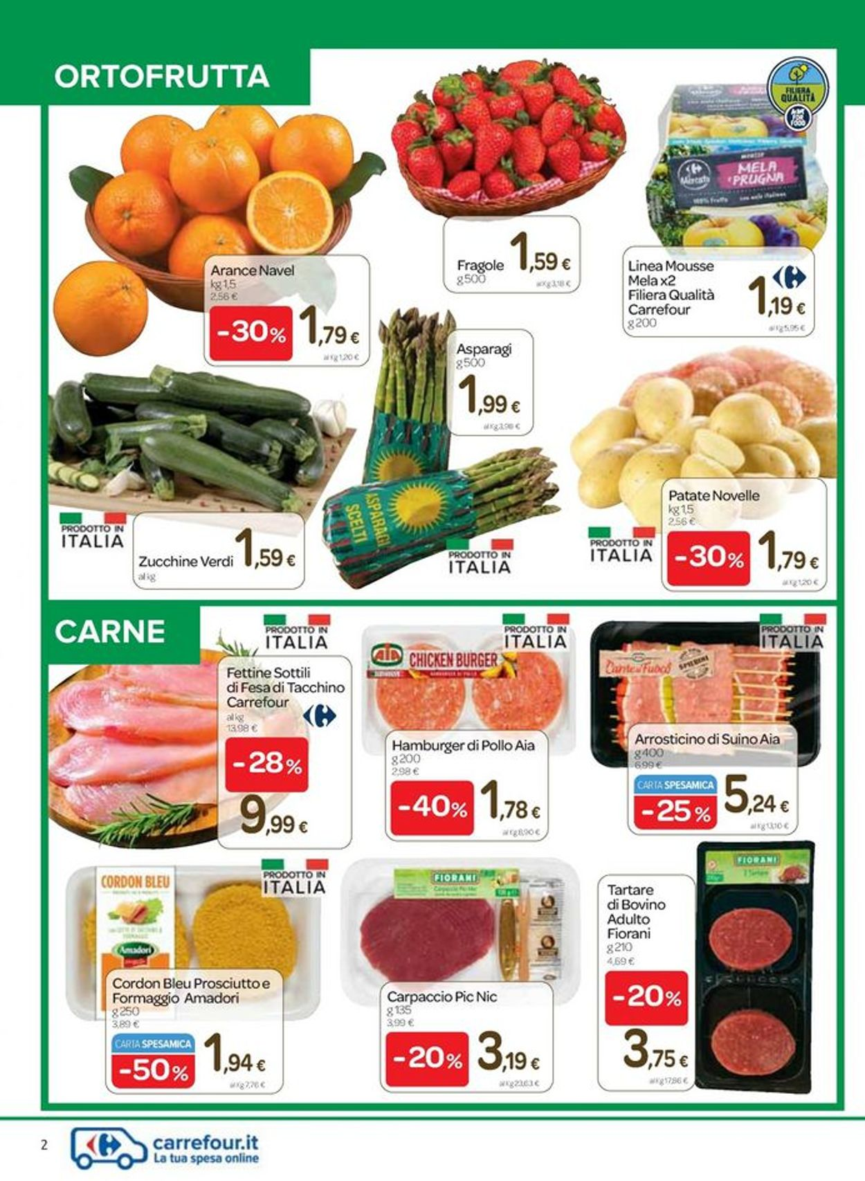 Volantino Carrefour - Offerte 07/04-20/04/2021 (Pagina 2)