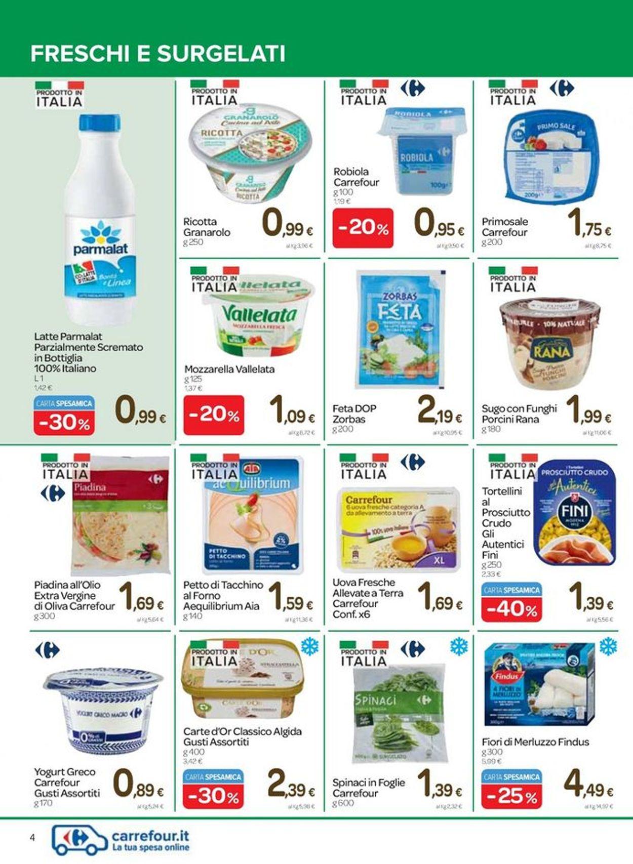Volantino Carrefour - Offerte 07/04-20/04/2021 (Pagina 4)