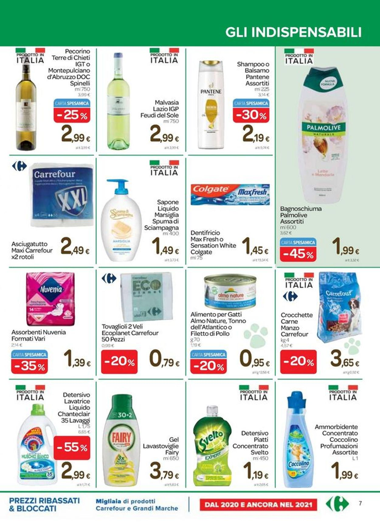 Volantino Carrefour - Offerte 07/04-20/04/2021 (Pagina 7)
