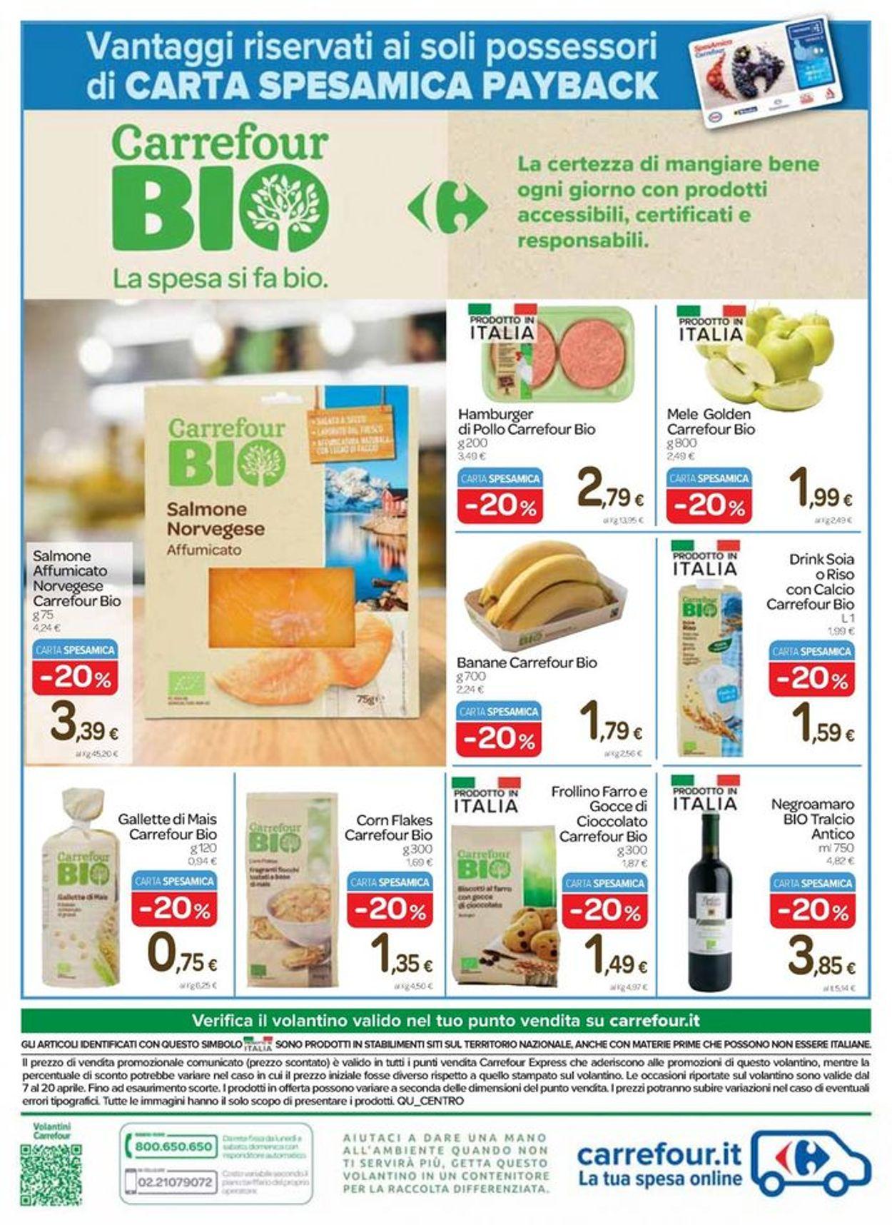 Volantino Carrefour - Offerte 07/04-20/04/2021 (Pagina 8)