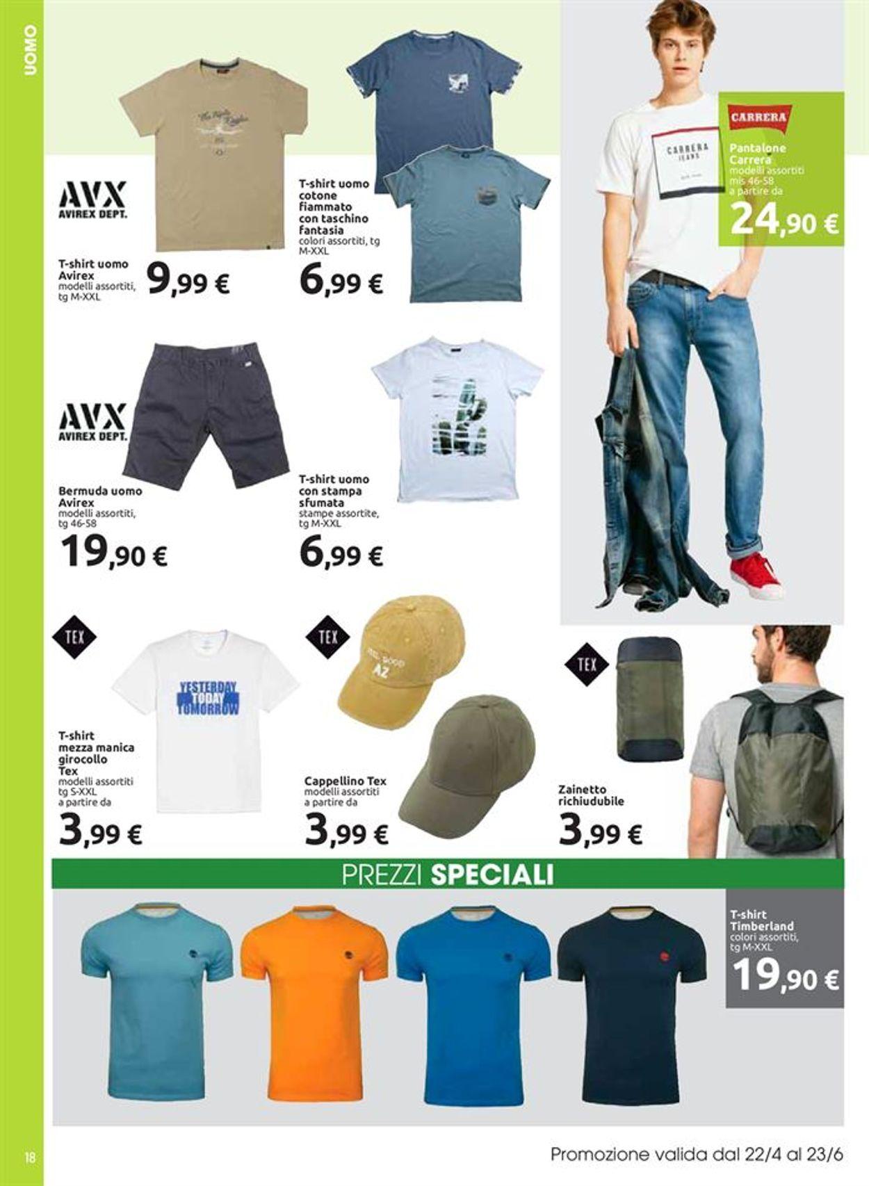 Volantino Carrefour - Offerte 22/04-18/07/2021 (Pagina 18)