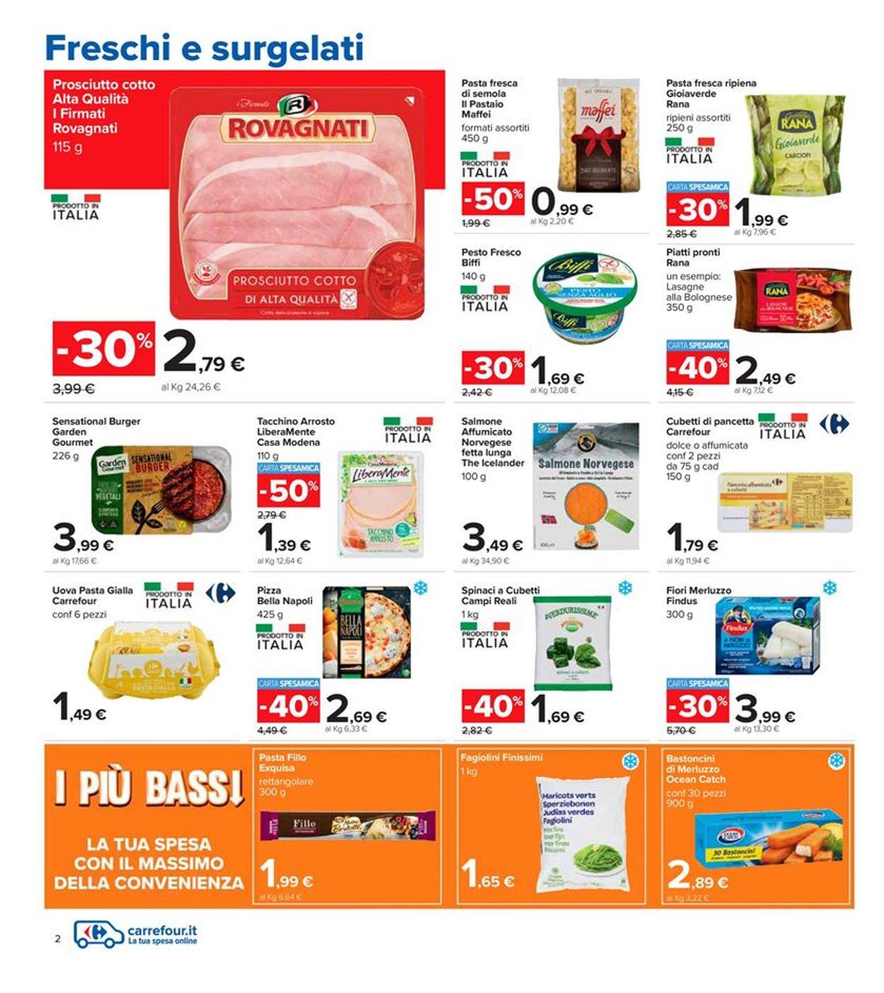 Volantino Carrefour - Offerte 22/04-05/05/2021 (Pagina 2)