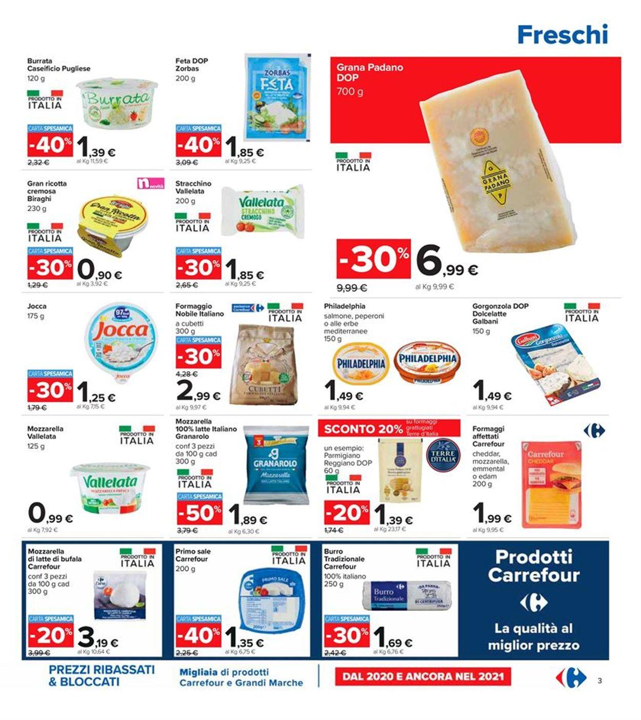 Volantino Carrefour - Offerte 22/04-05/05/2021 (Pagina 3)