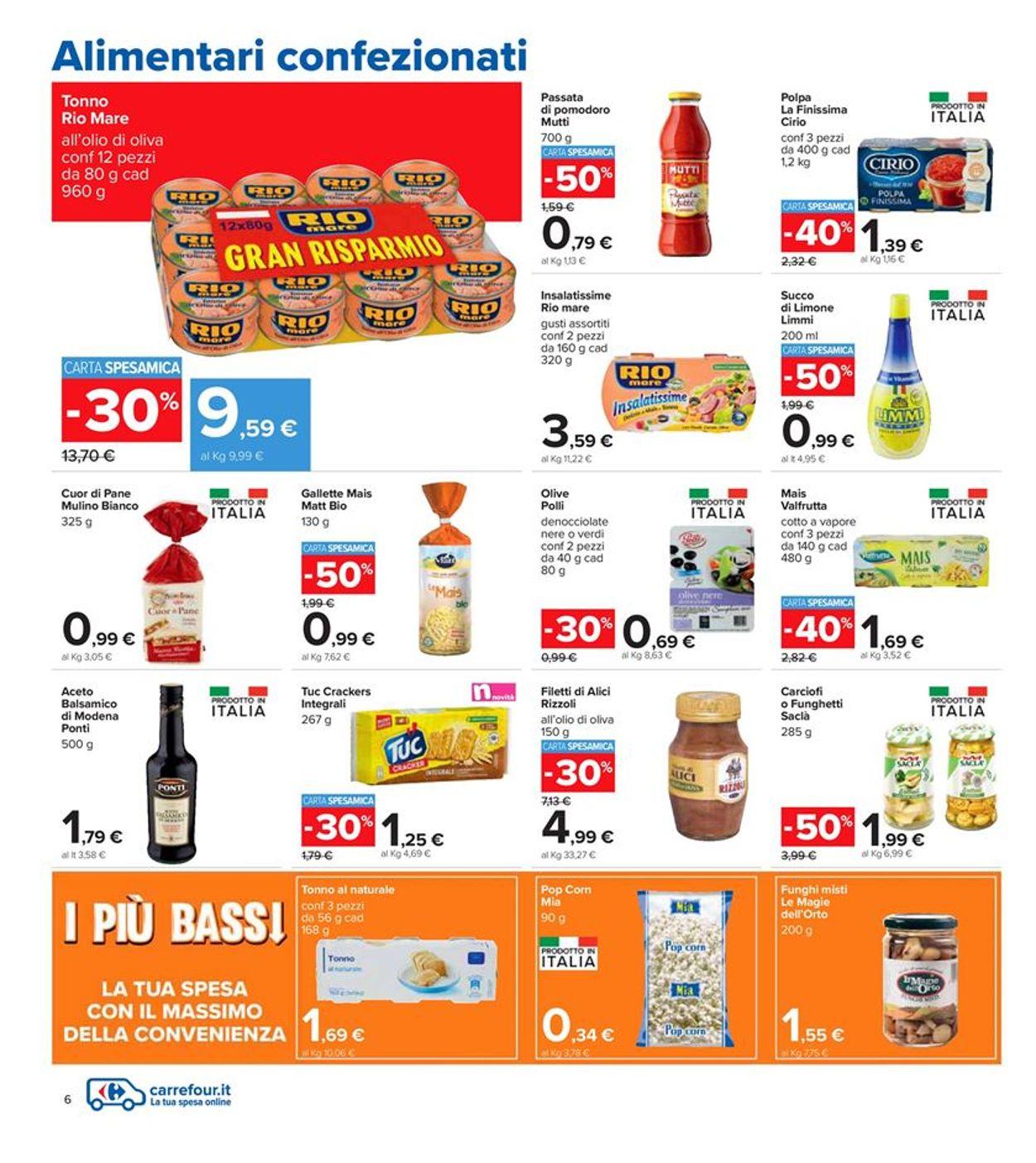 Volantino Carrefour - Offerte 22/04-05/05/2021 (Pagina 6)