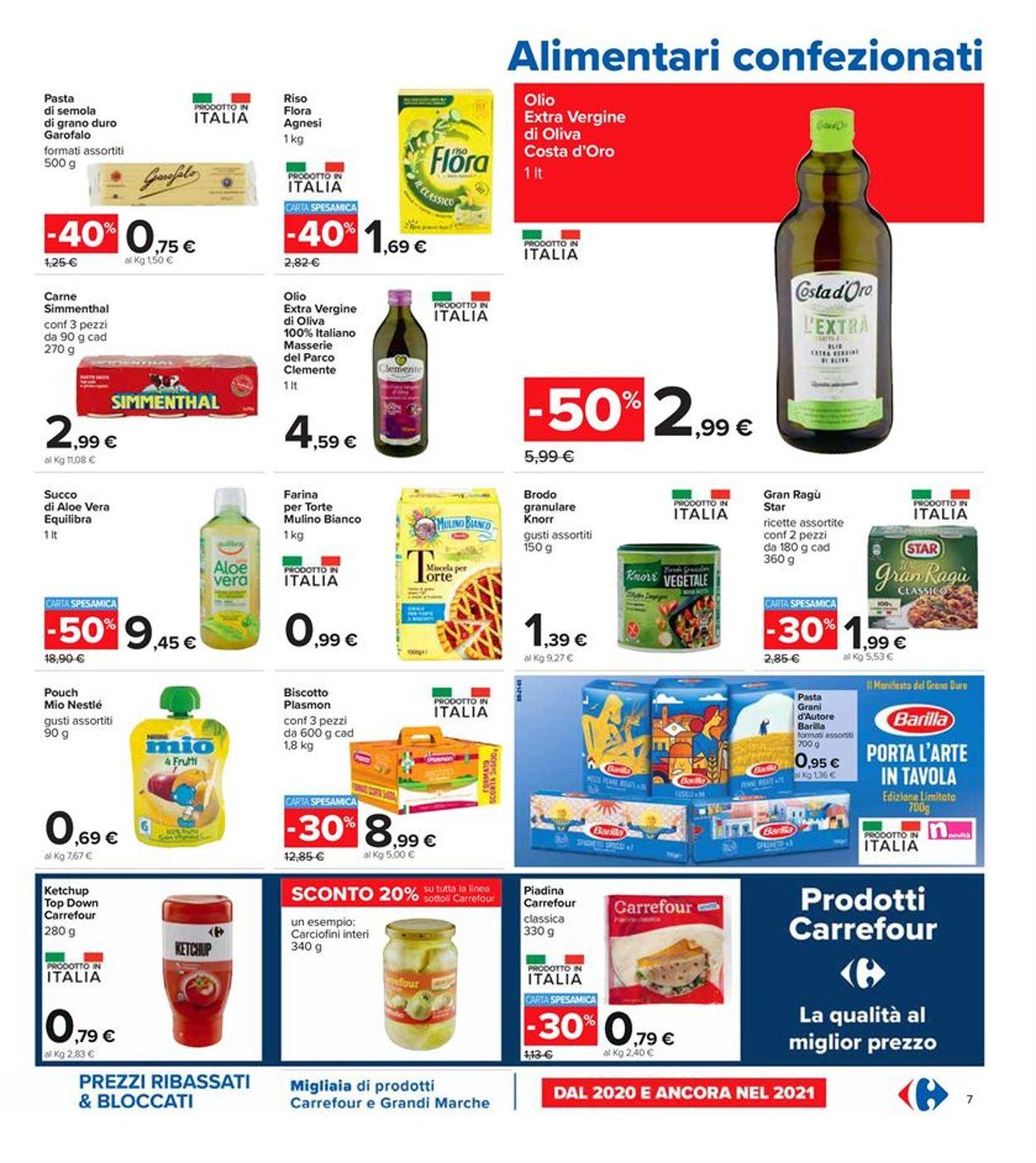 Volantino Carrefour - Offerte 22/04-05/05/2021 (Pagina 7)