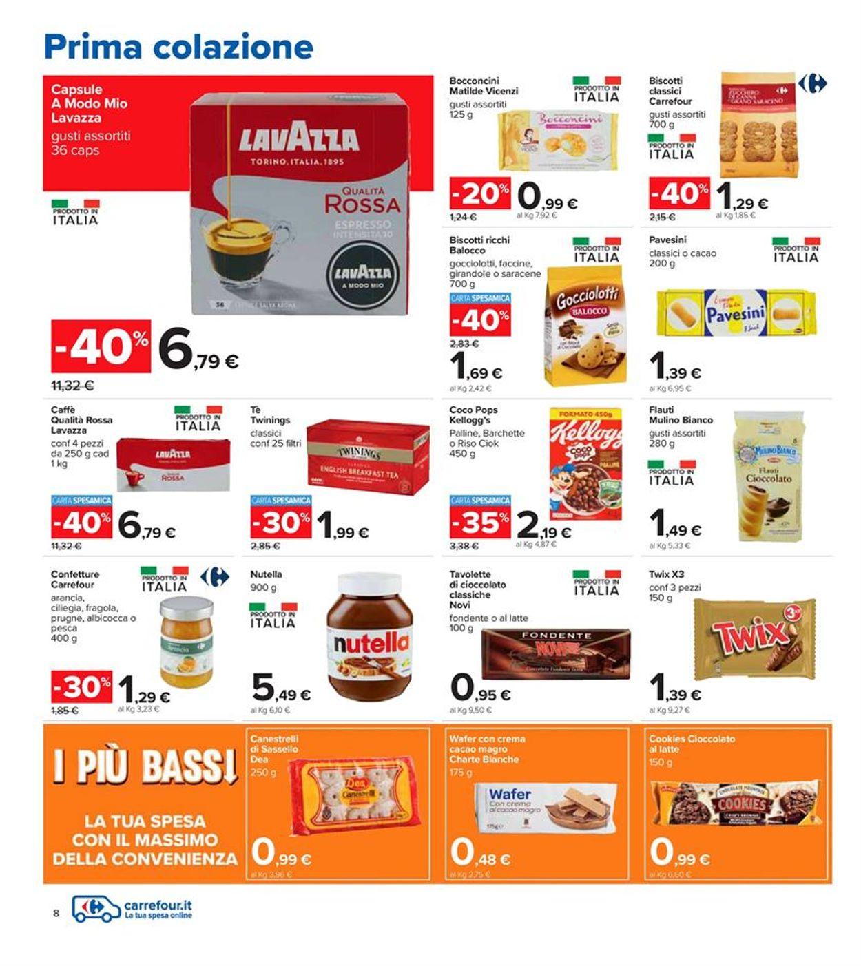 Volantino Carrefour - Offerte 22/04-05/05/2021 (Pagina 8)