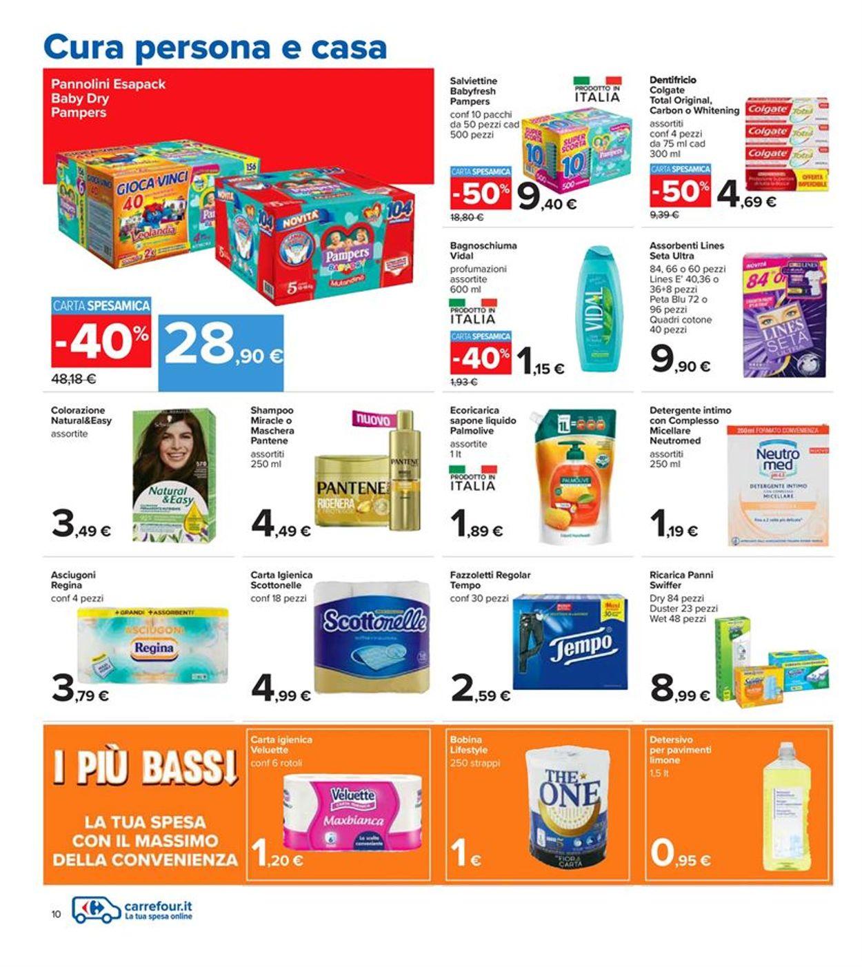 Volantino Carrefour - Offerte 22/04-05/05/2021 (Pagina 10)