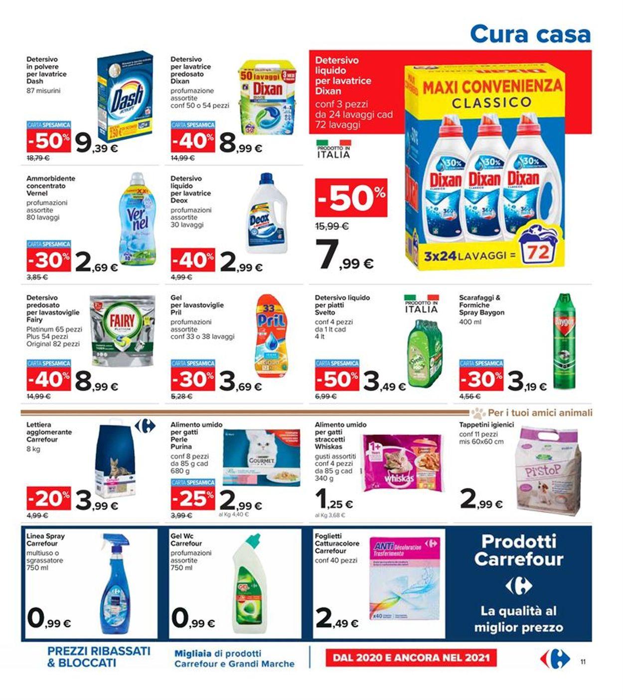 Volantino Carrefour - Offerte 22/04-05/05/2021 (Pagina 11)