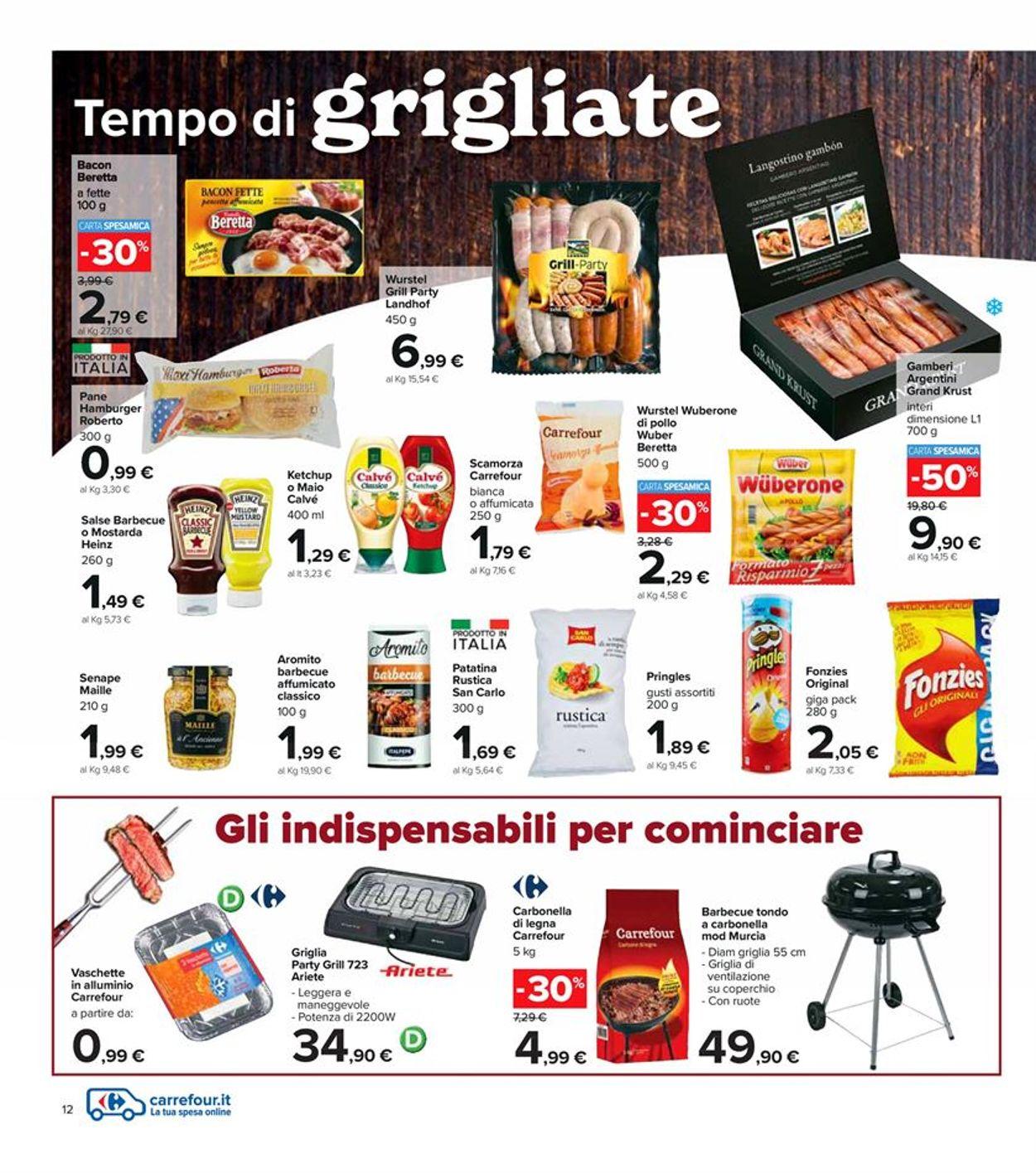 Volantino Carrefour - Offerte 22/04-05/05/2021 (Pagina 12)