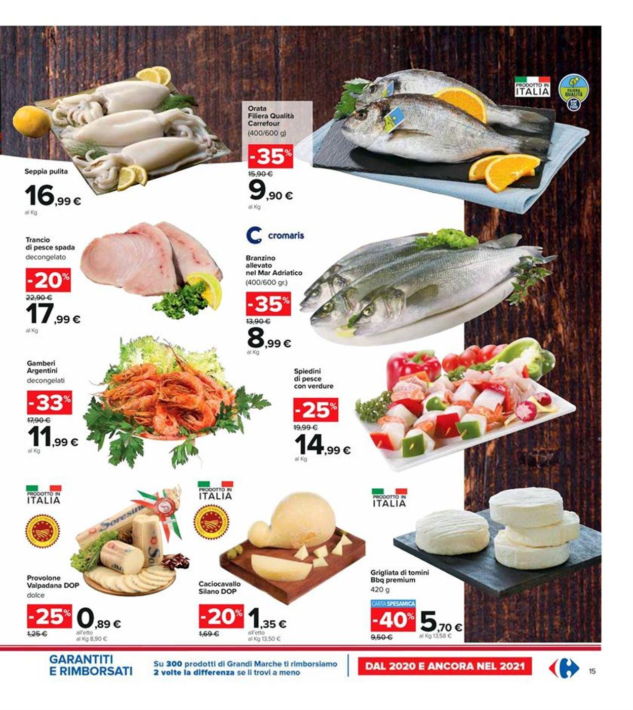 Volantino Carrefour - Offerte 22/04-05/05/2021 (Pagina 15)