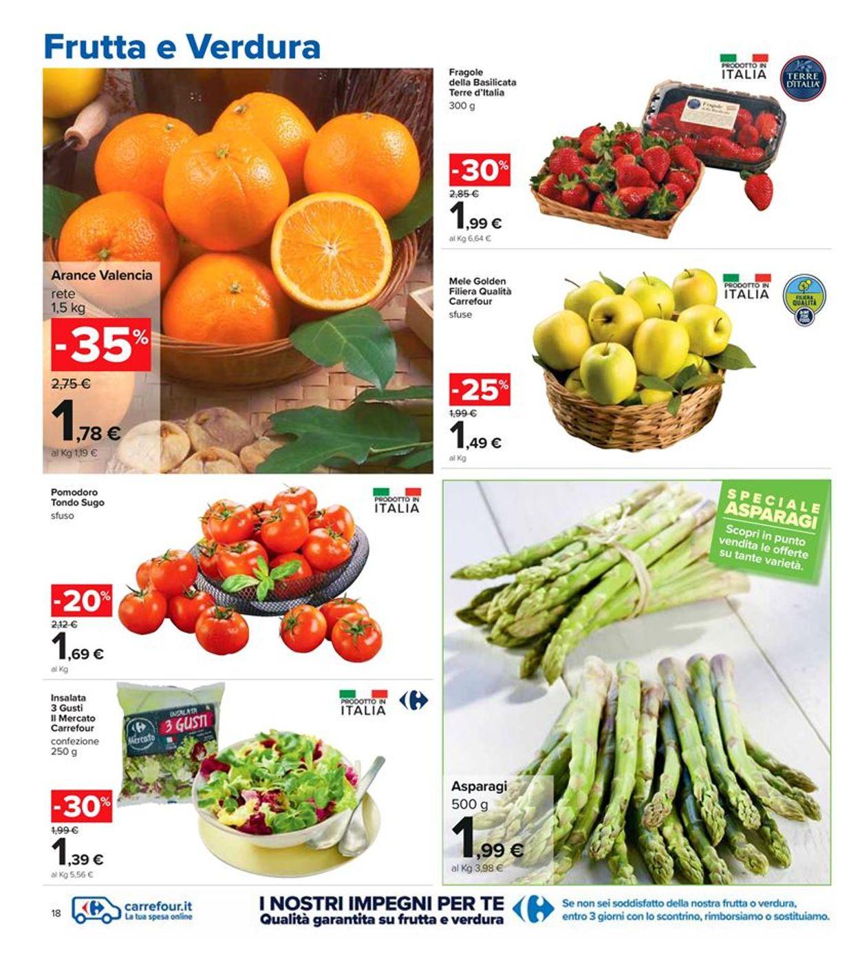 Volantino Carrefour - Offerte 22/04-05/05/2021 (Pagina 18)