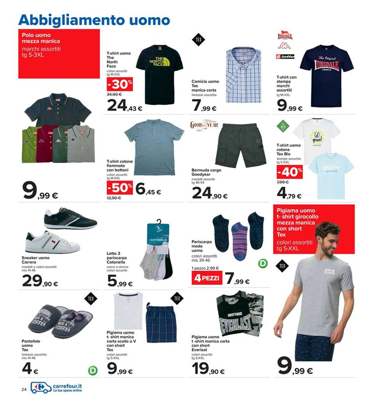 Volantino Carrefour - Offerte 22/04-05/05/2021 (Pagina 24)