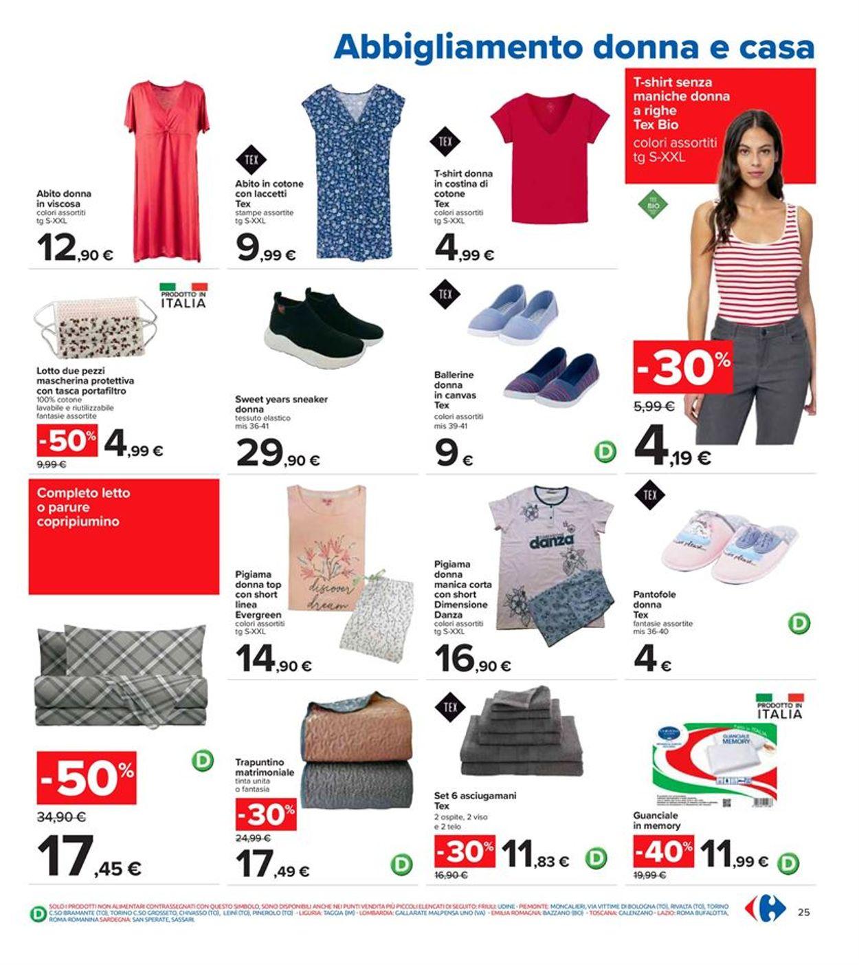 Volantino Carrefour - Offerte 22/04-05/05/2021 (Pagina 25)