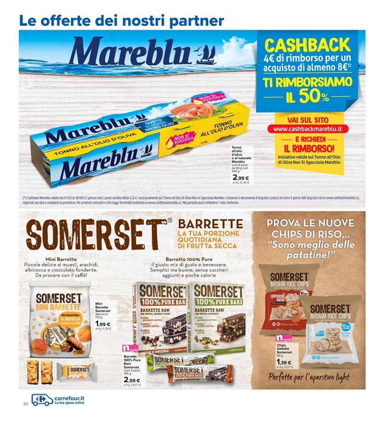 Volantino Carrefour - Offerte 22/04-05/05/2021 (Pagina 30)