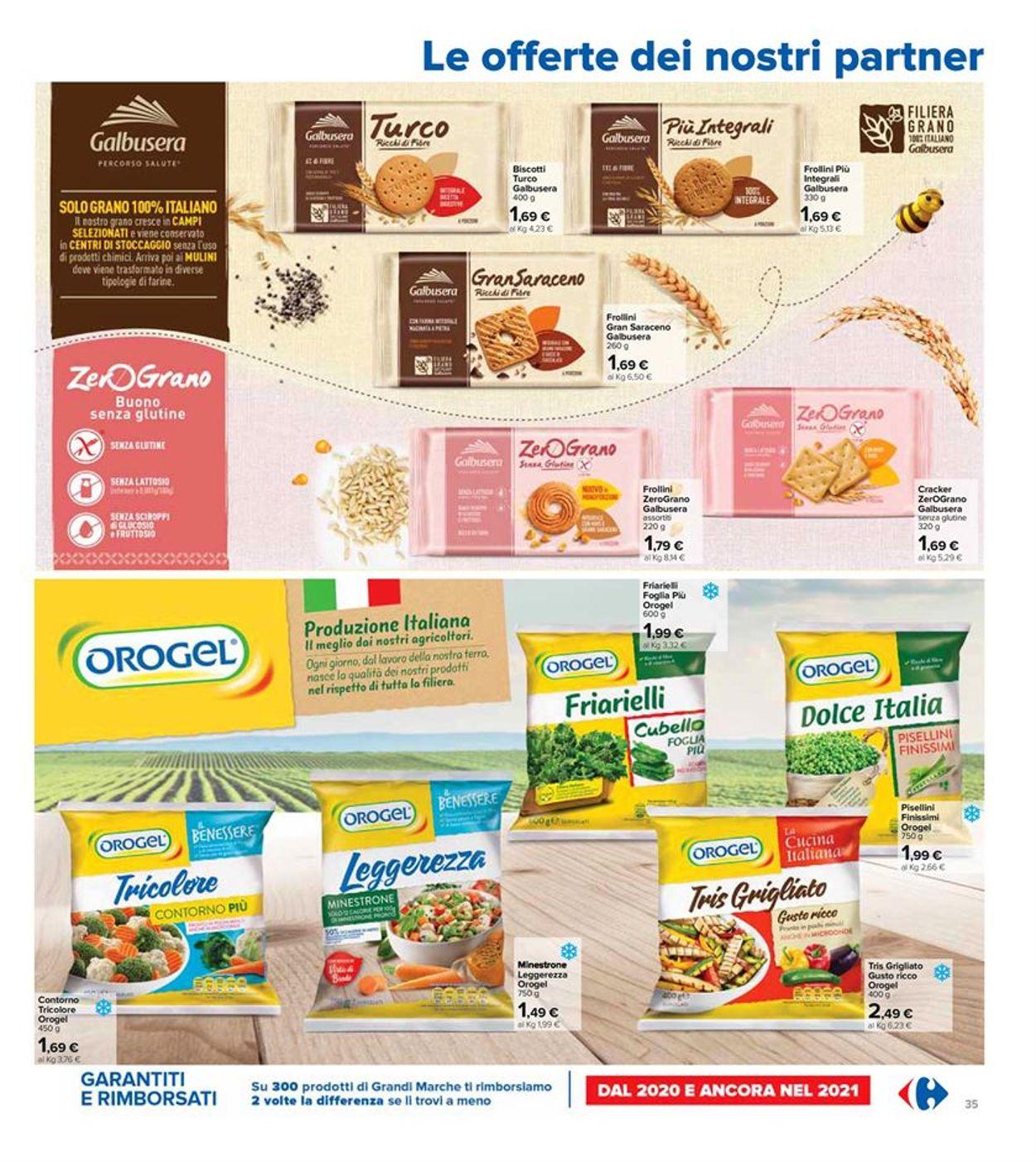 Volantino Carrefour - Offerte 22/04-05/05/2021 (Pagina 35)