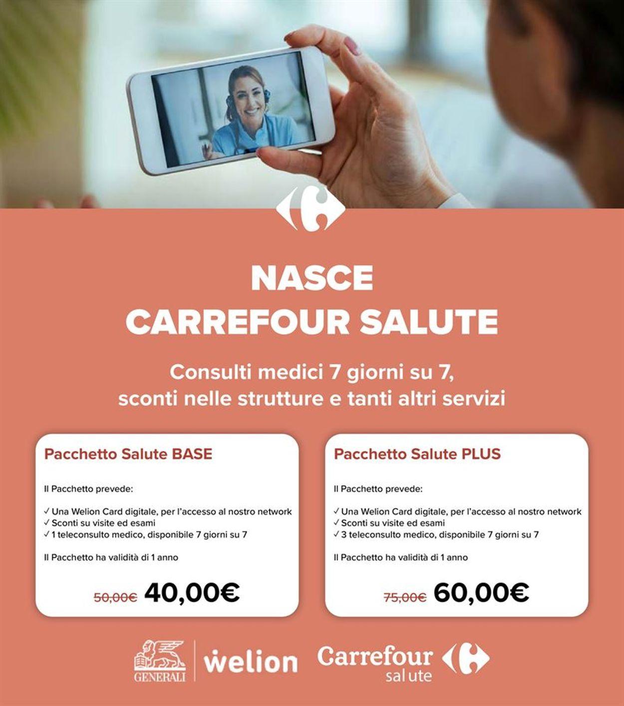 Volantino Carrefour - Offerte 22/04-05/05/2021 (Pagina 38)