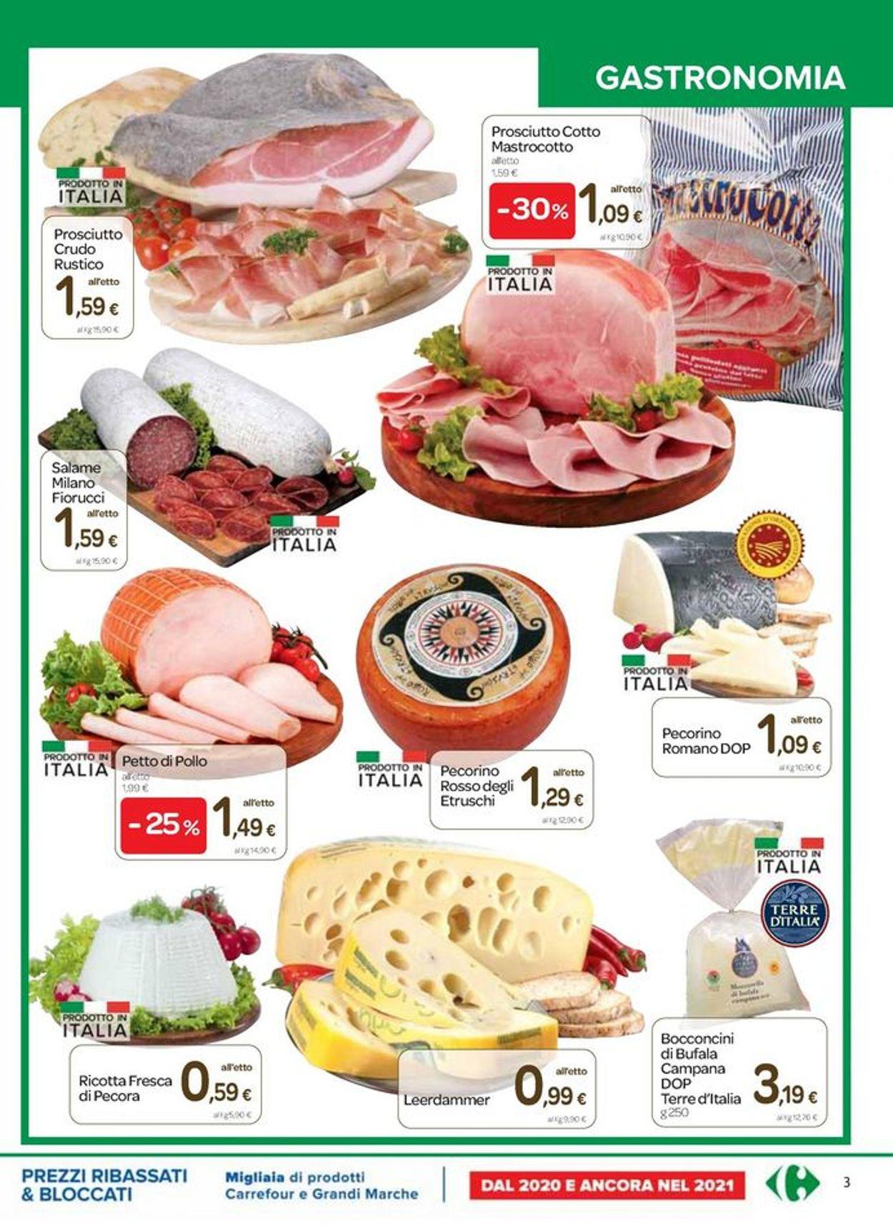 Volantino Carrefour - Offerte 22/04-04/05/2021 (Pagina 3)