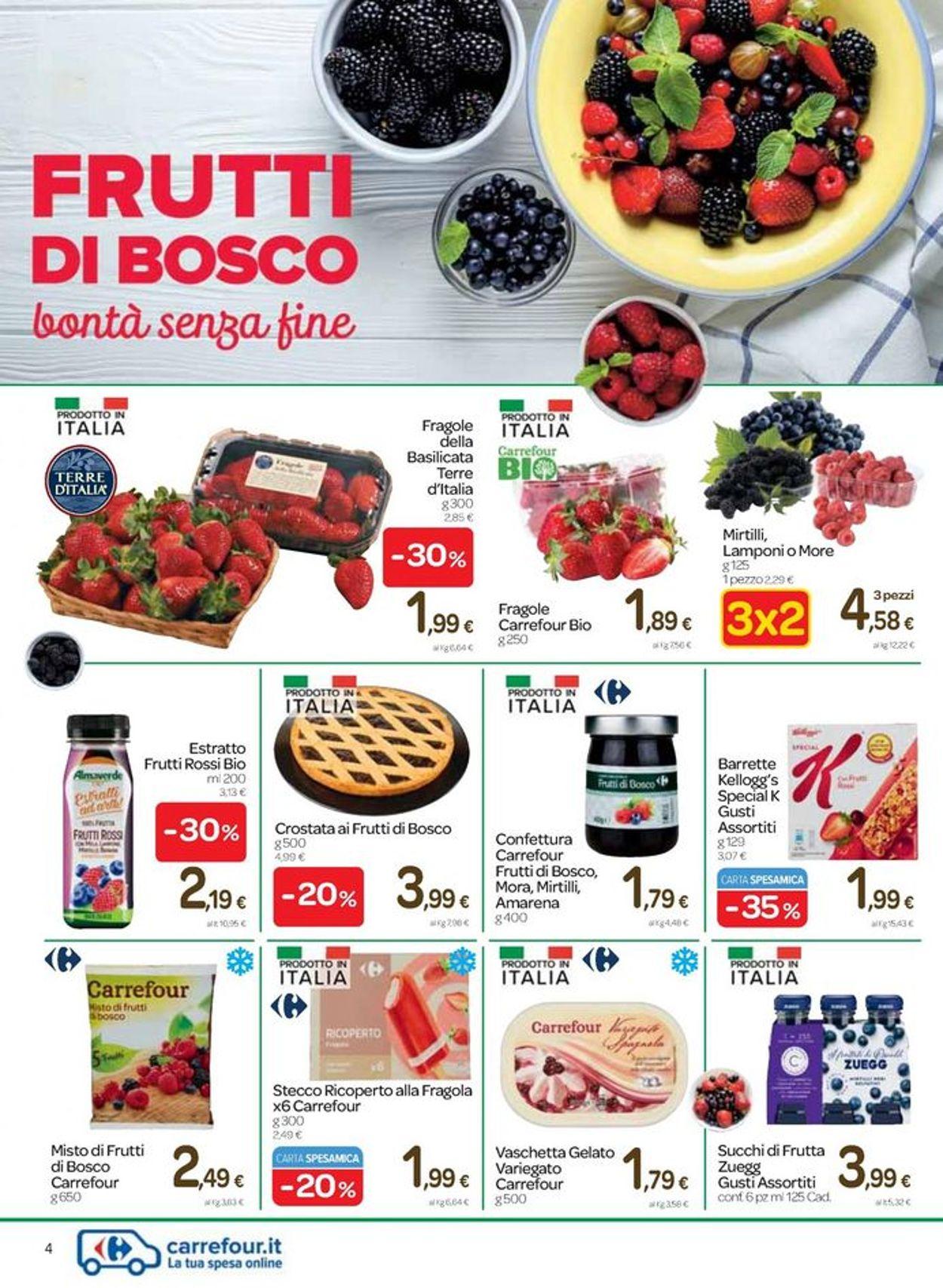 Volantino Carrefour - Offerte 22/04-04/05/2021 (Pagina 4)