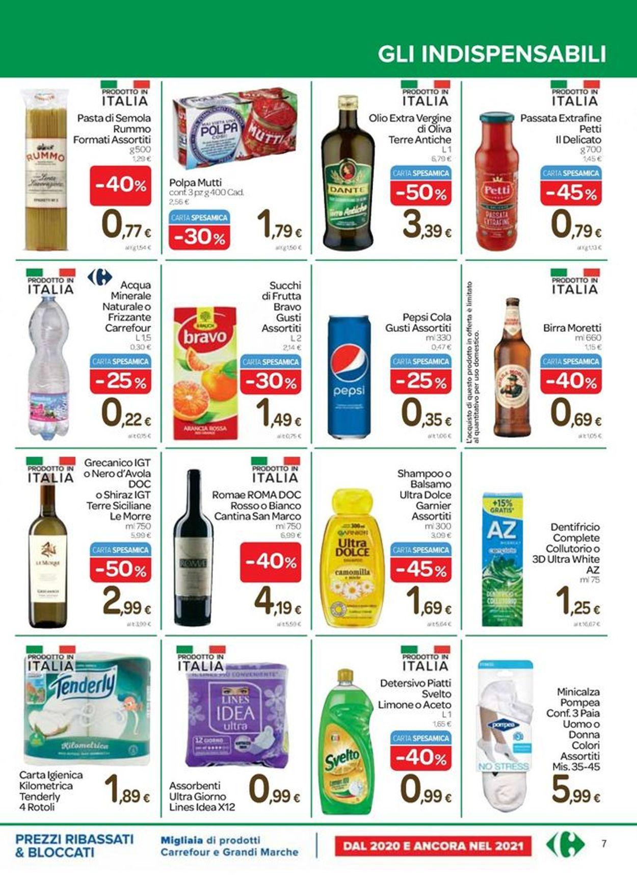 Volantino Carrefour - Offerte 22/04-04/05/2021 (Pagina 7)