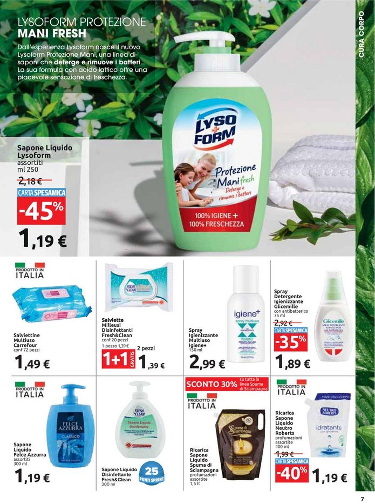 Volantino Carrefour - Offerte 05/05-23/05/2021 (Pagina 7)
