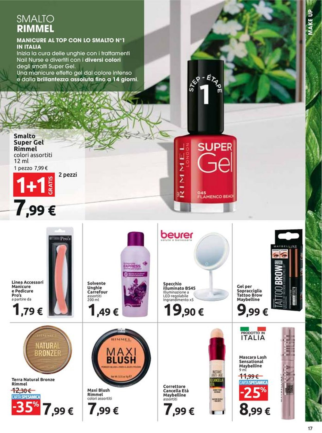 Volantino Carrefour - Offerte 05/05-23/05/2021 (Pagina 17)