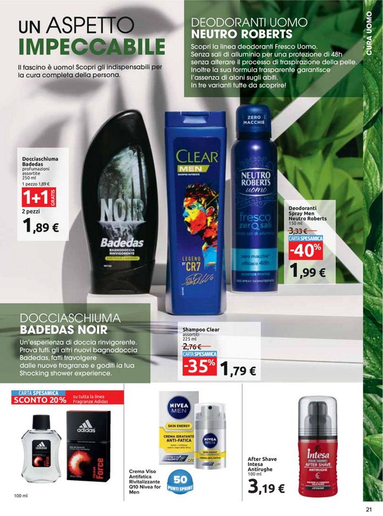 Volantino Carrefour - Offerte 05/05-23/05/2021 (Pagina 21)