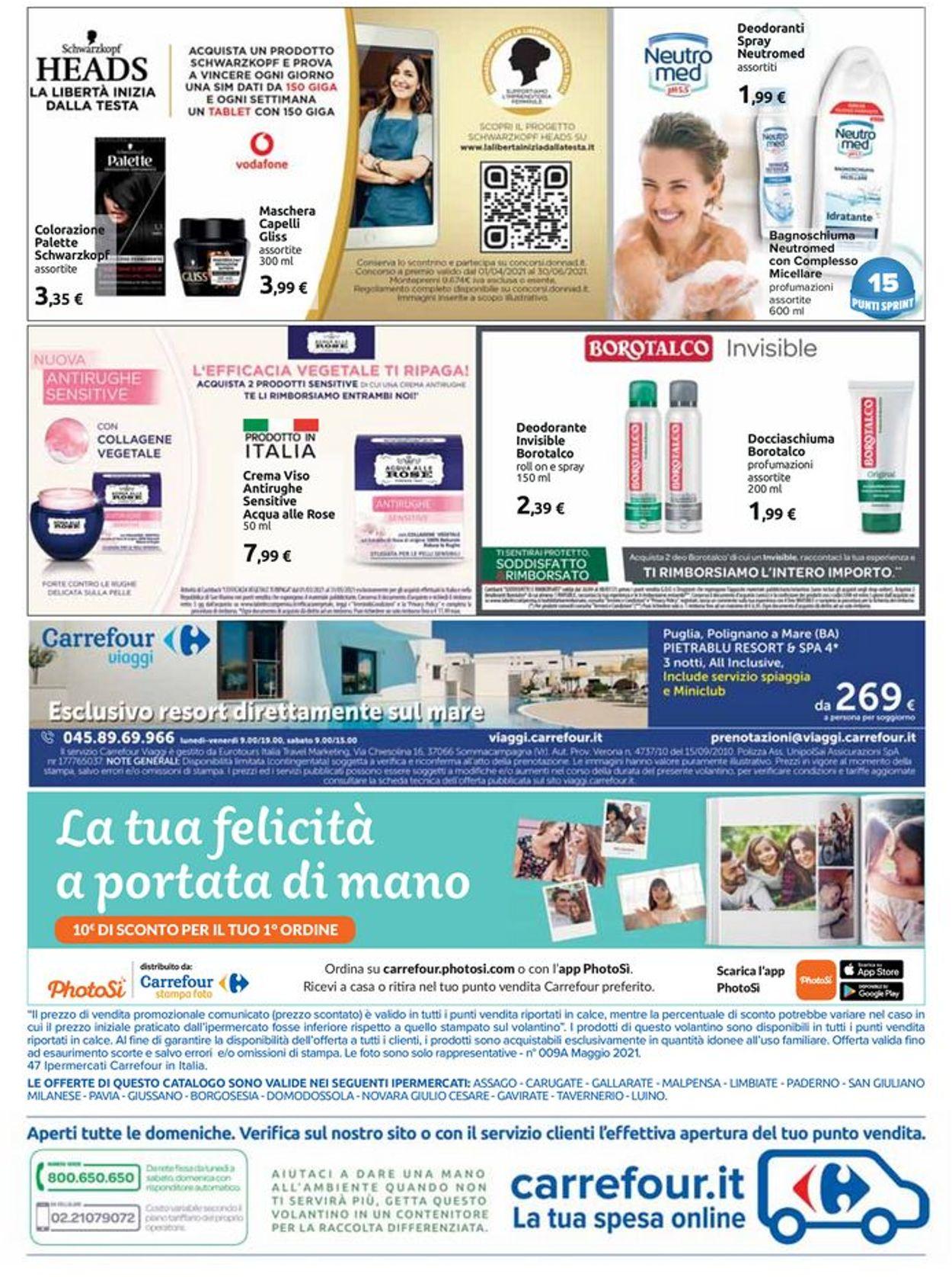 Volantino Carrefour - Offerte 05/05-23/05/2021 (Pagina 24)