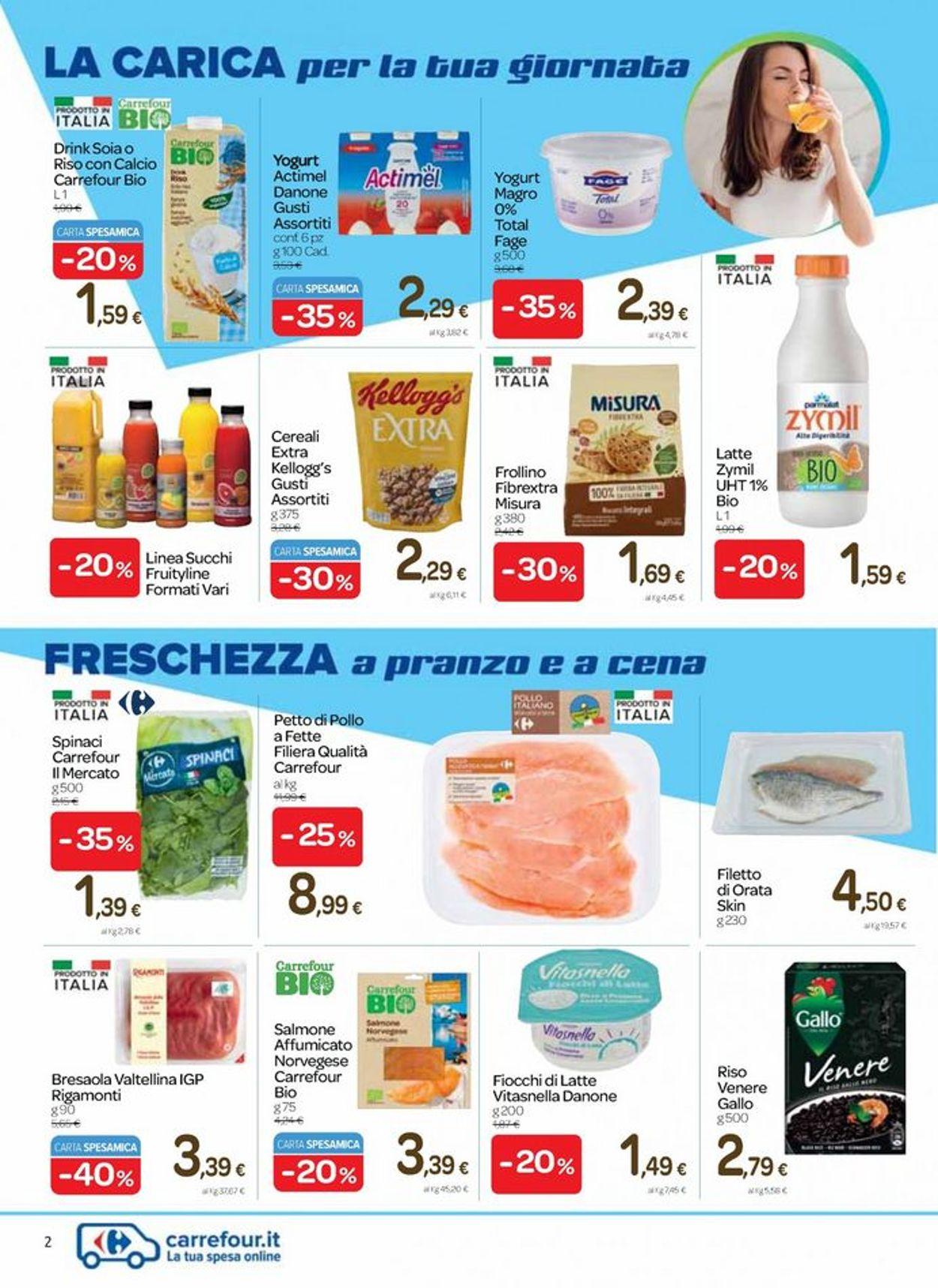 Volantino Carrefour - Offerte 06/05-18/05/2021 (Pagina 2)
