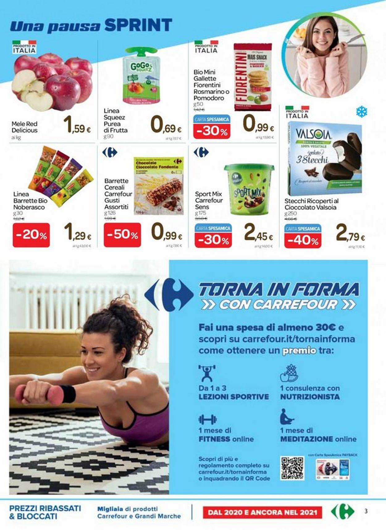 Volantino Carrefour - Offerte 06/05-18/05/2021 (Pagina 3)
