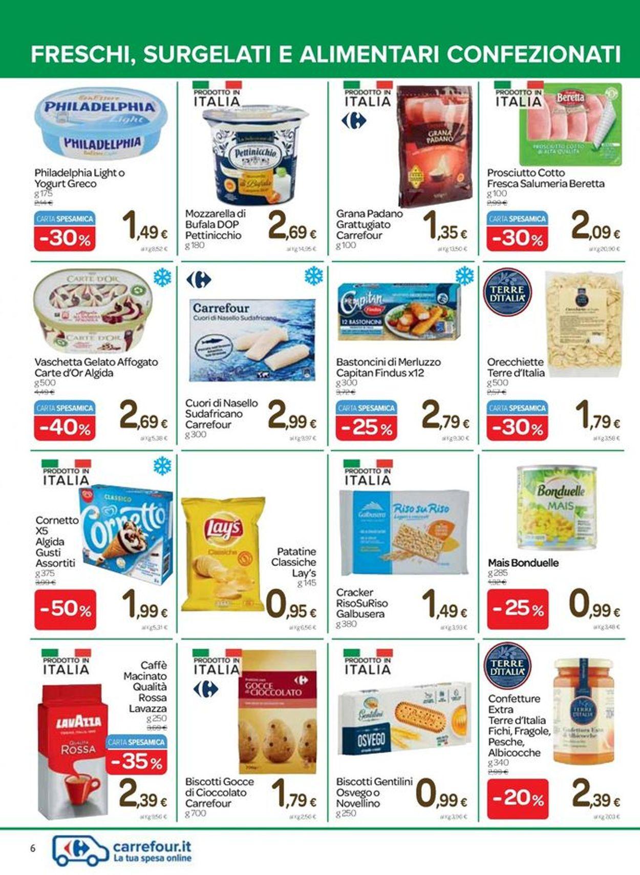 Volantino Carrefour - Offerte 06/05-18/05/2021 (Pagina 6)
