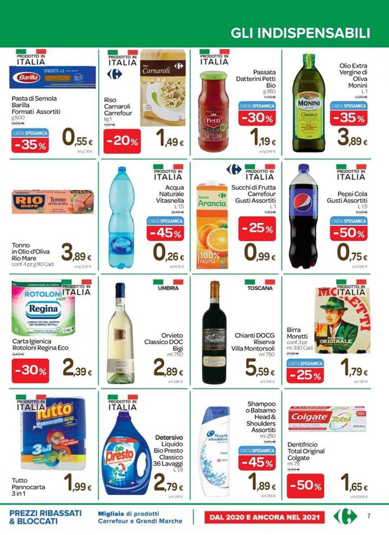 Volantino Carrefour - Offerte 06/05-18/05/2021 (Pagina 7)