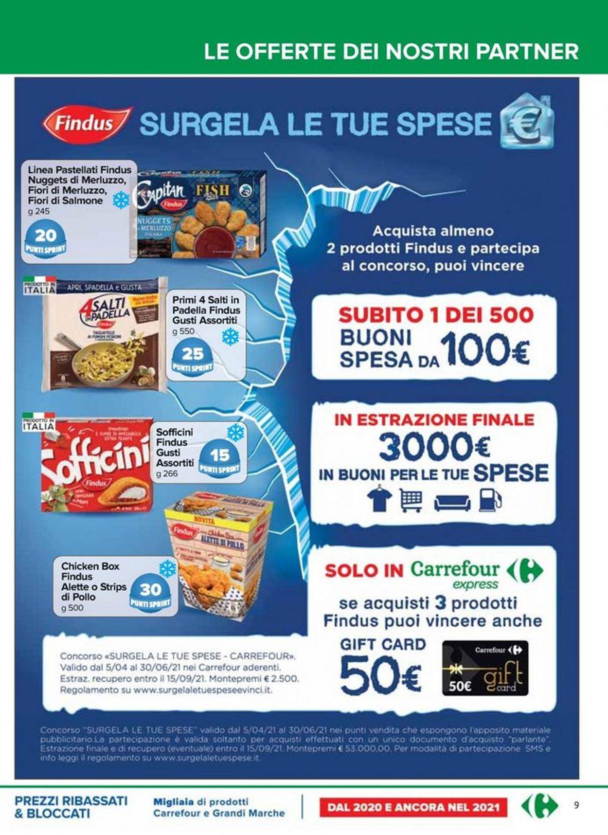 Volantino Carrefour - Offerte 06/05-18/05/2021 (Pagina 9)