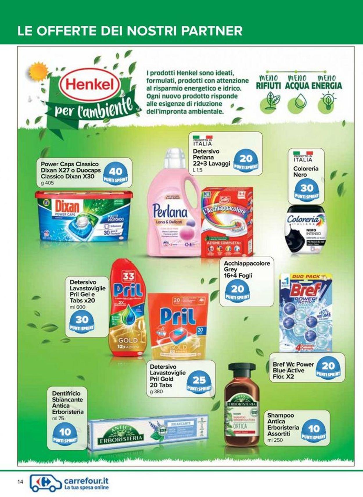 Volantino Carrefour - Offerte 06/05-18/05/2021 (Pagina 14)