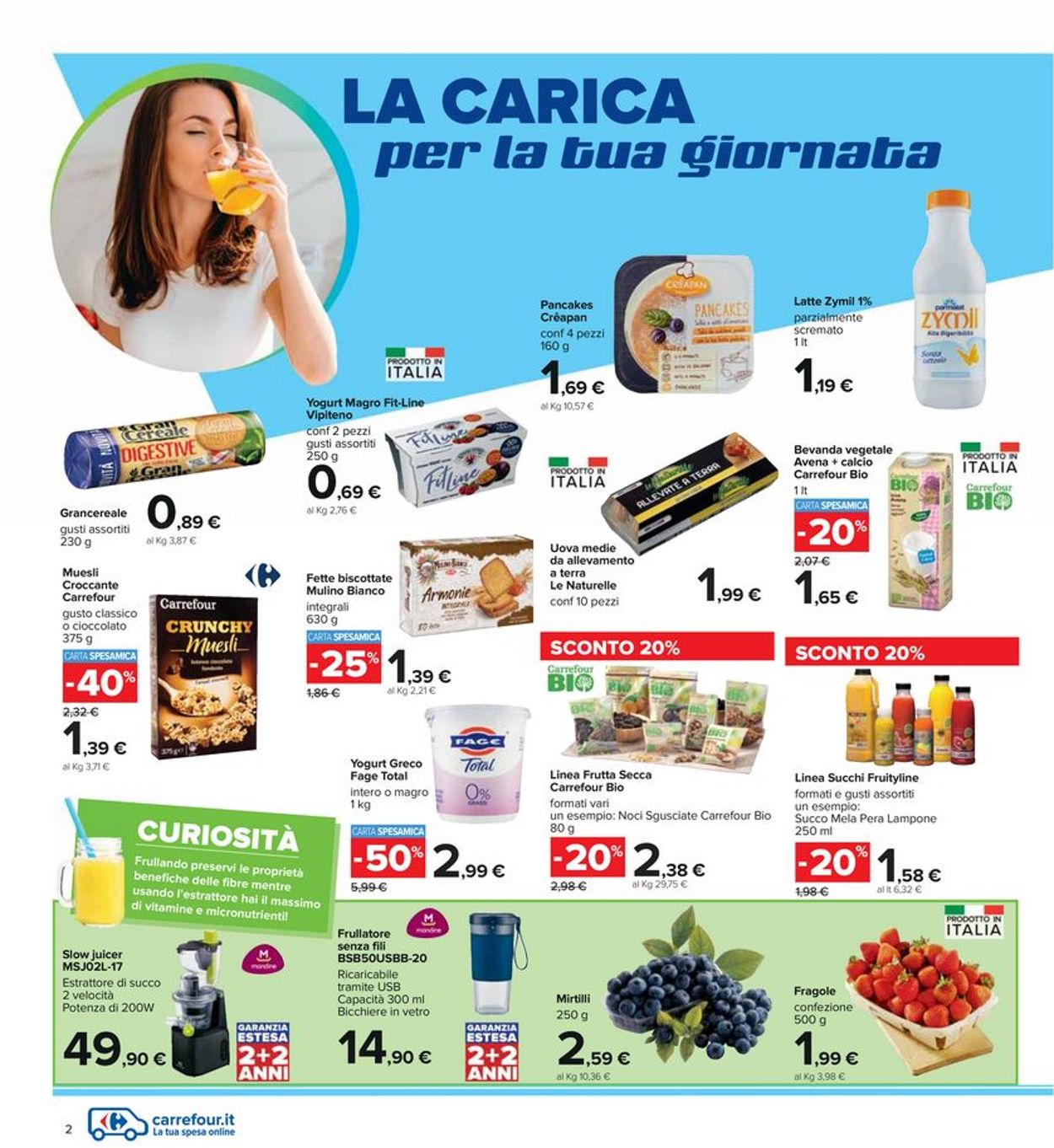 Volantino Carrefour - Offerte 06/05-19/05/2021 (Pagina 2)