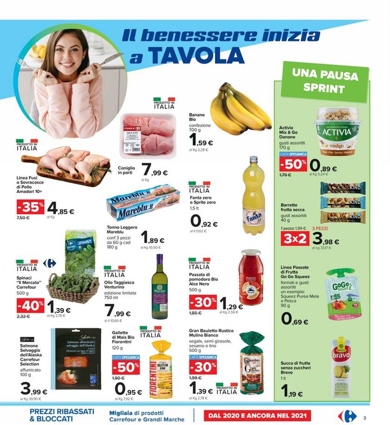 Volantino Carrefour - Offerte 06/05-19/05/2021 (Pagina 3)