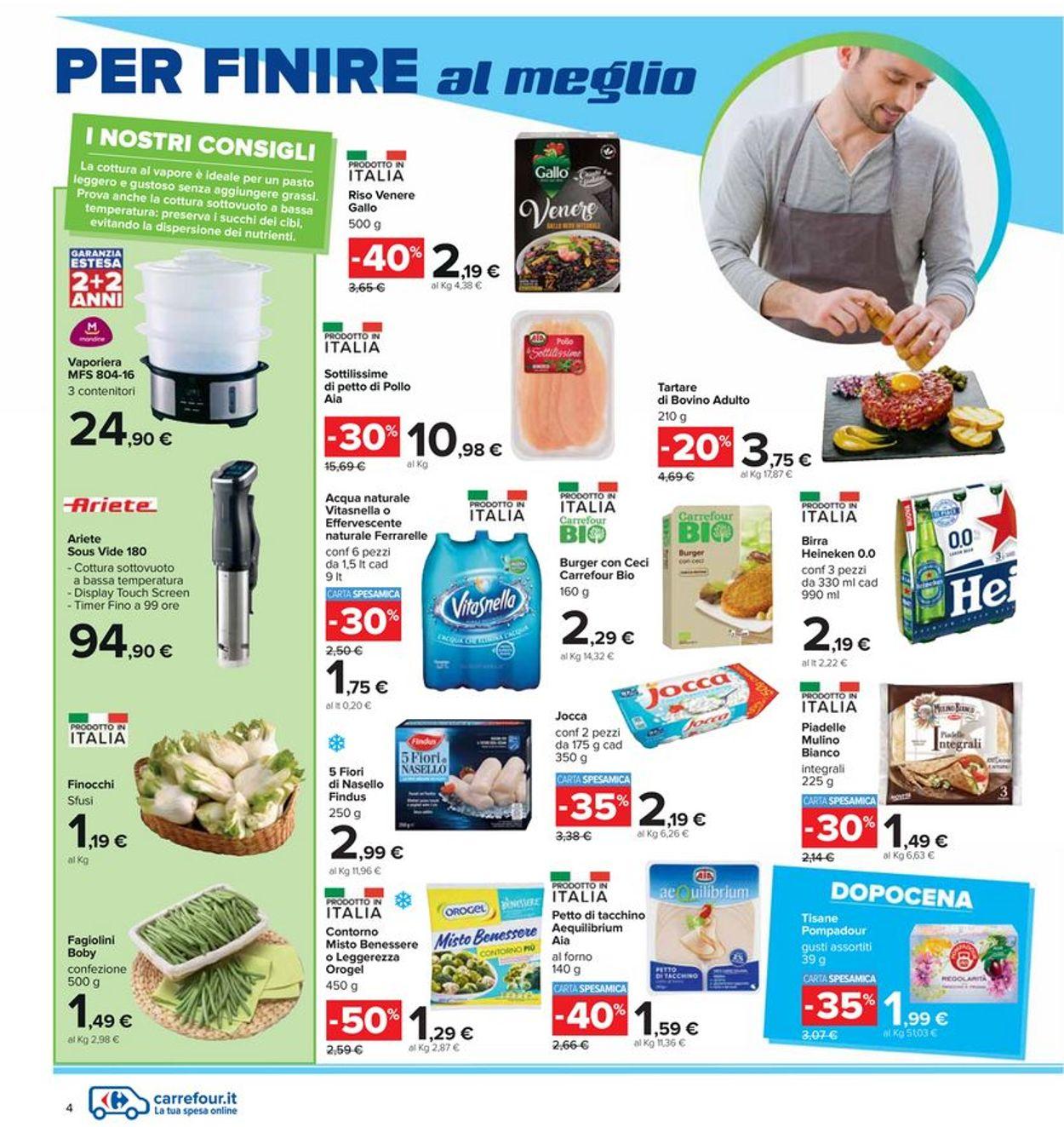 Volantino Carrefour - Offerte 06/05-19/05/2021 (Pagina 4)