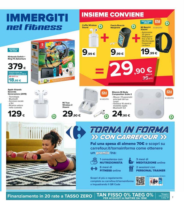 Volantino Carrefour - Offerte 06/05-19/05/2021 (Pagina 7)