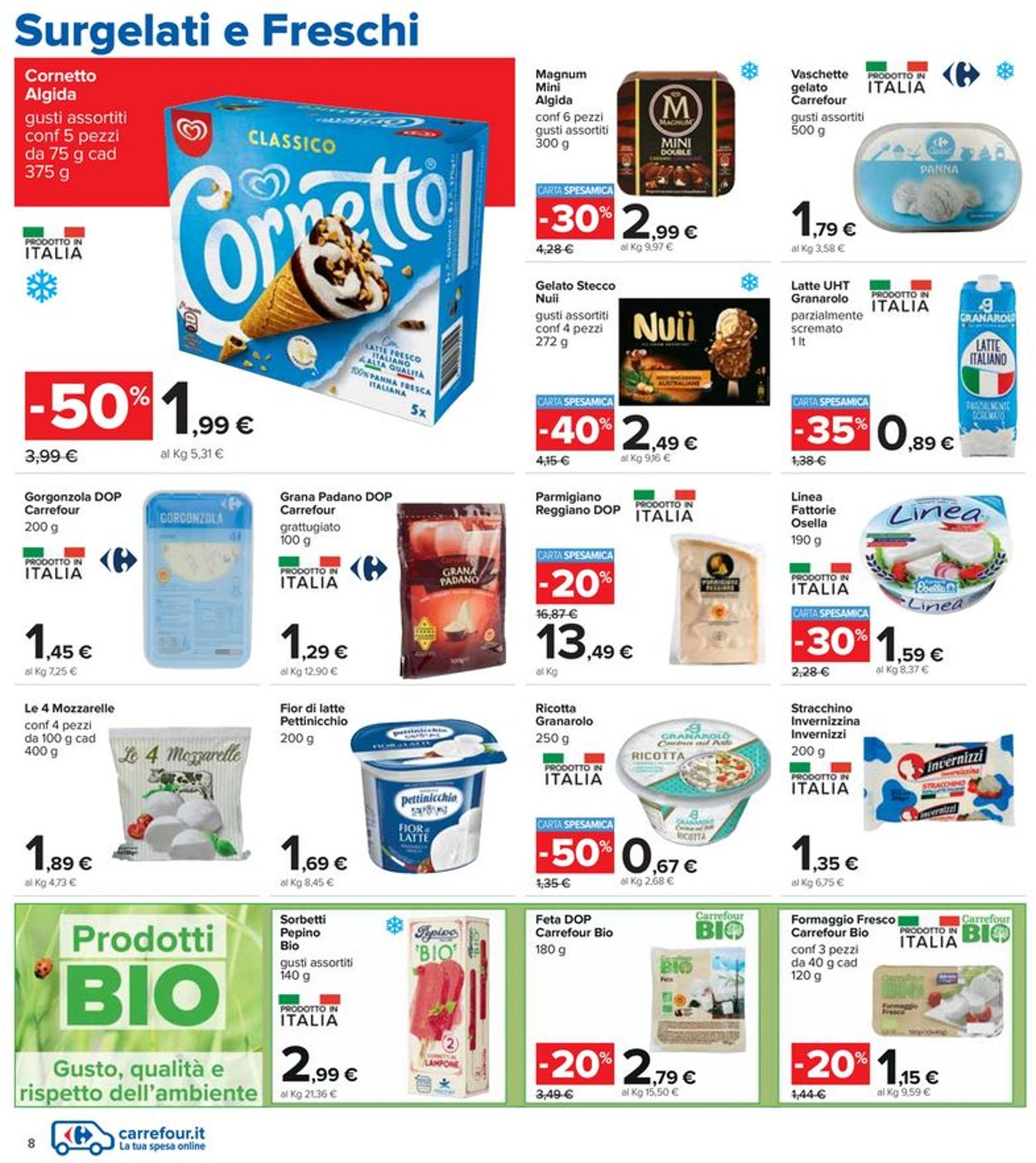 Volantino Carrefour - Offerte 06/05-19/05/2021 (Pagina 8)