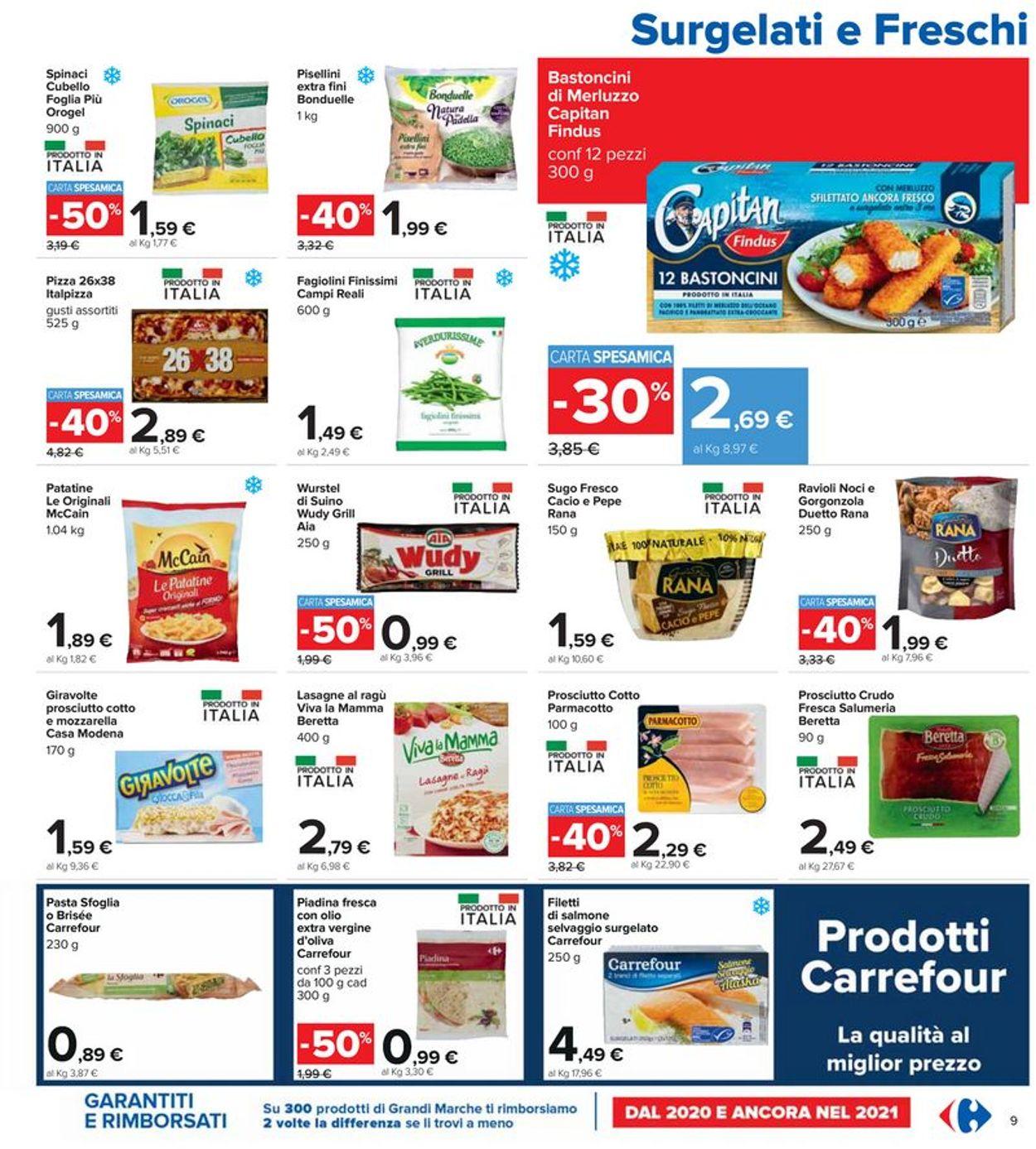 Volantino Carrefour - Offerte 06/05-19/05/2021 (Pagina 9)