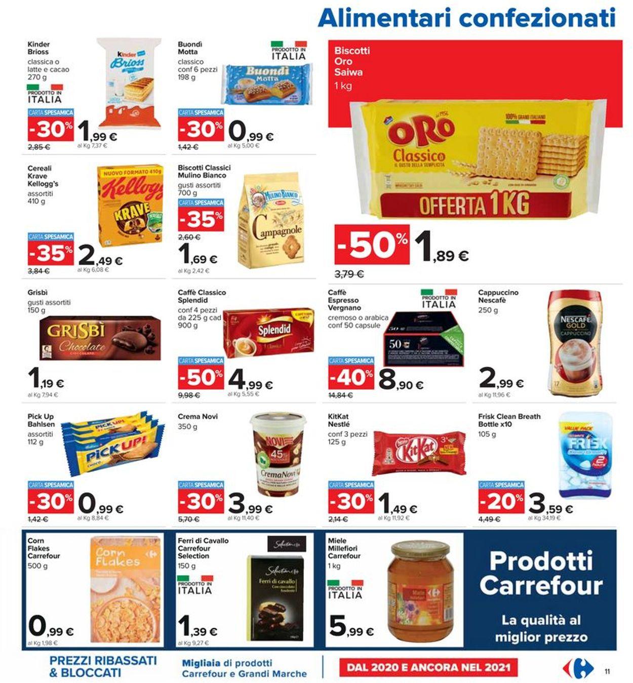 Volantino Carrefour - Offerte 06/05-19/05/2021 (Pagina 11)