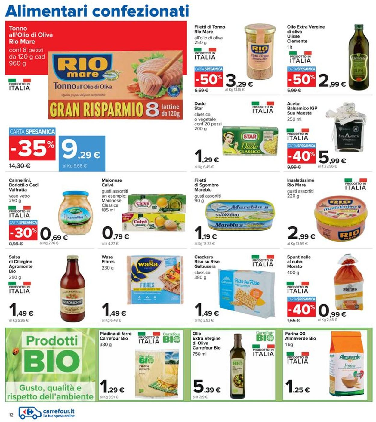 Volantino Carrefour - Offerte 06/05-19/05/2021 (Pagina 12)