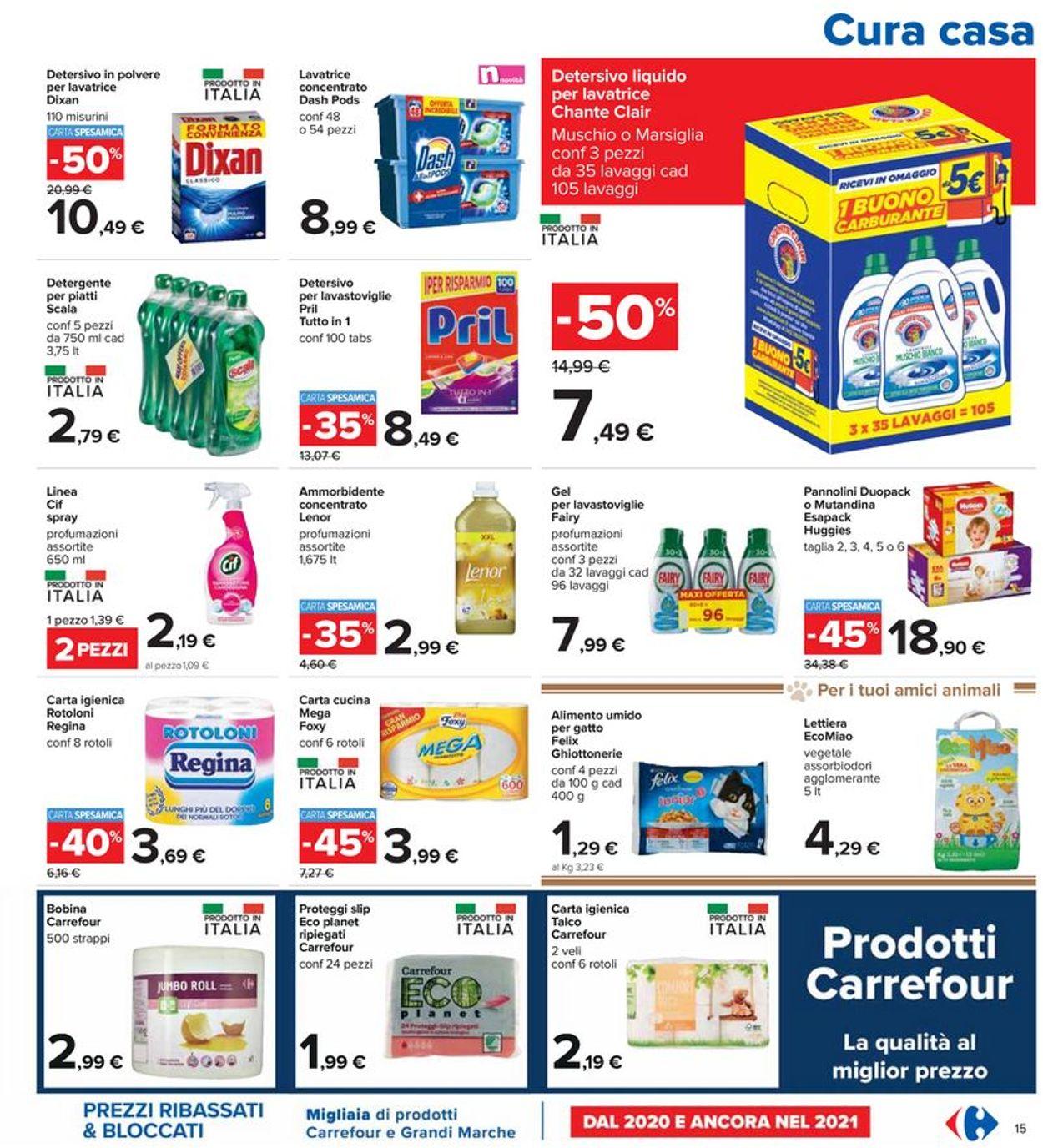 Volantino Carrefour - Offerte 06/05-19/05/2021 (Pagina 15)