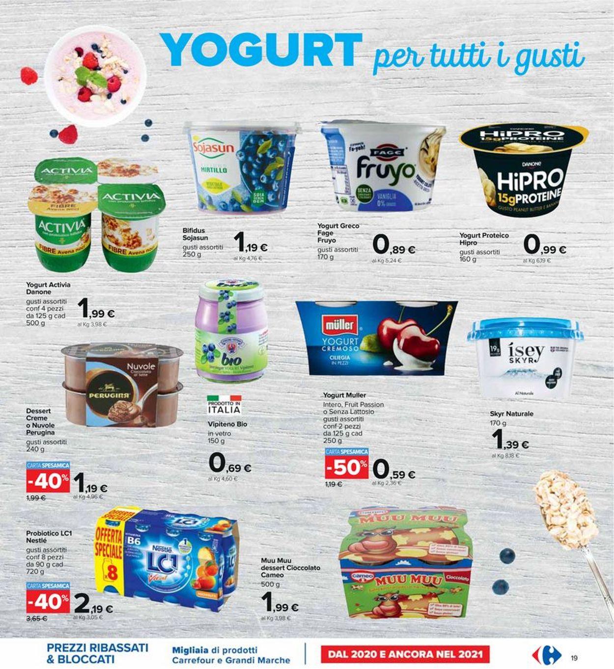 Volantino Carrefour - Offerte 06/05-19/05/2021 (Pagina 19)