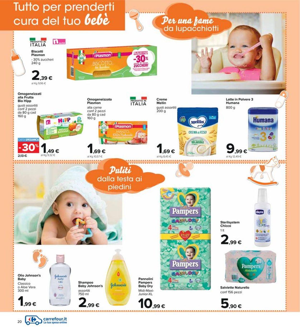 Volantino Carrefour - Offerte 06/05-19/05/2021 (Pagina 20)