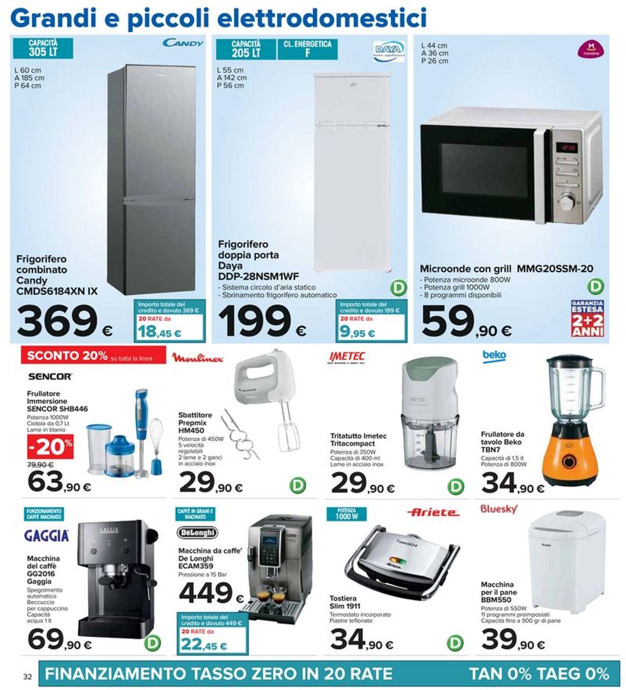 Volantino Carrefour - Offerte 06/05-19/05/2021 (Pagina 32)